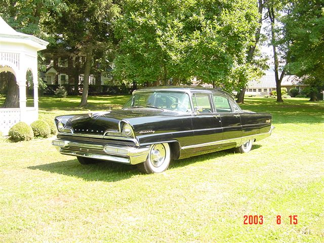 My driving passion 1956 lincoln premier 4 door for 1956 lincoln premiere 4 door sedan