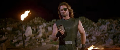 Kurt Russell in Escape from LA