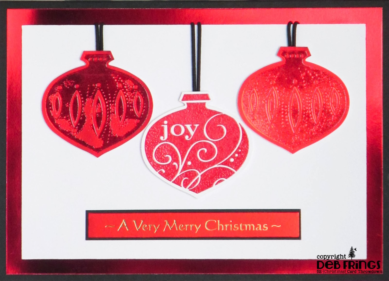 Merry Christmas - photo by Deborah Frings - Deborah's Gems