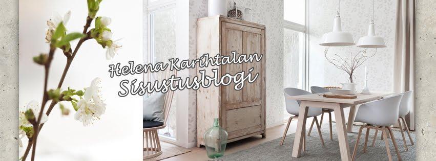 Helena Karihtalan Sisustusblogi