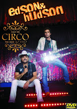 DVD - Edson e Hudson - Faço Um Circo Pra Você