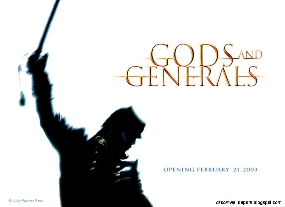 1024x768  Gods and Generals  Movie Wallpapers
