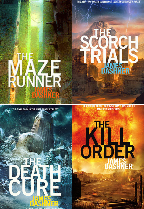 K.Marie Singleton: The Maze runner series