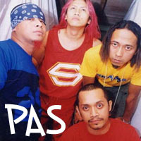 Pas band lyrics
