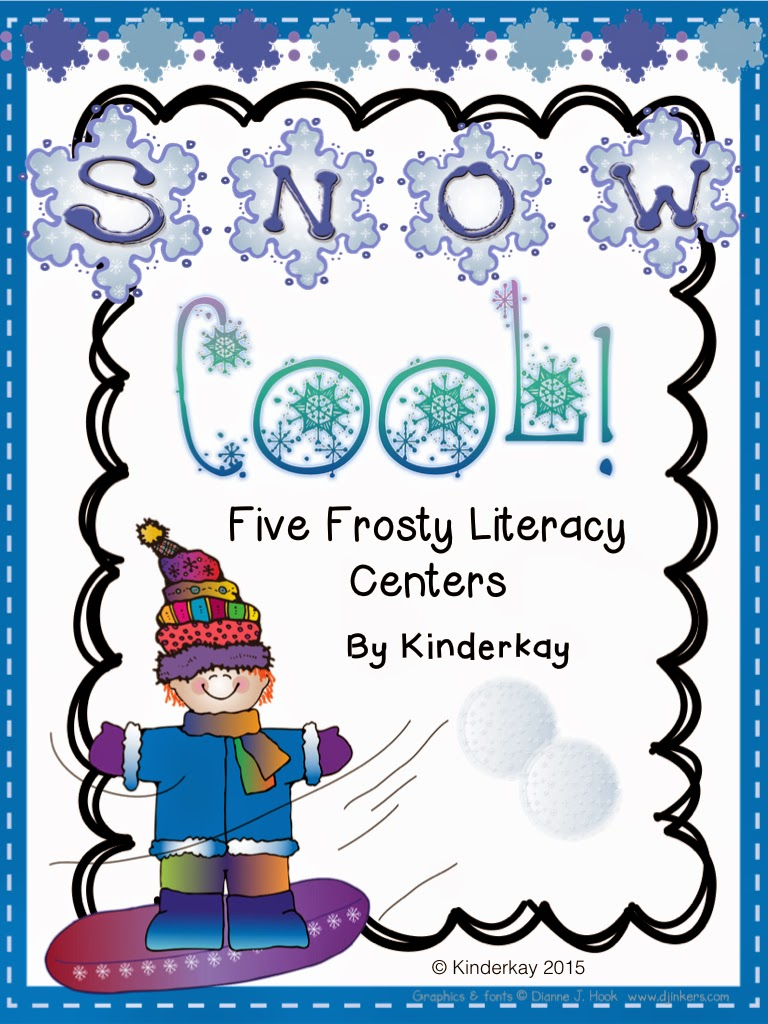 http://www.teacherspayteachers.com/Product/Five-Snow-Cool-Frosty-Literacy-Centers-1650851