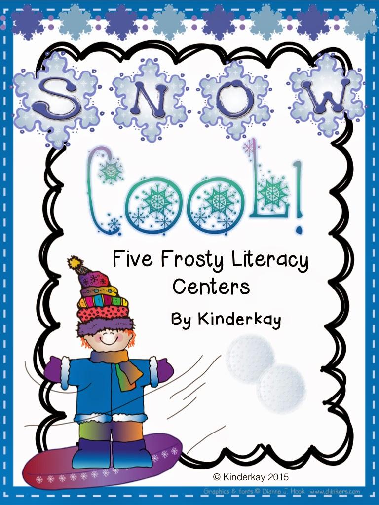 http://www.teacherspayteachers.com/Product/Five-Snow-Cool-Frosty-Literacy-Centers-1650851
