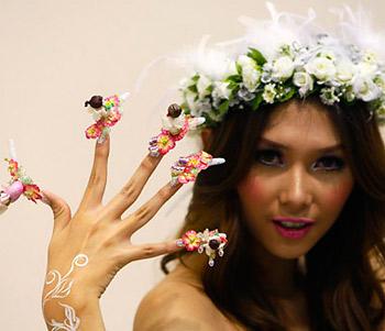 lilmummy likes: Japanese Nail Art