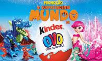 Participar promoção Kinder Ovo 2016