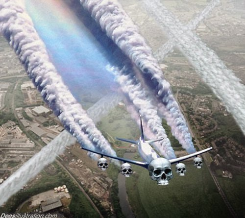 Chemtrails Cause Harm, Even If You Don't Believe they Exist