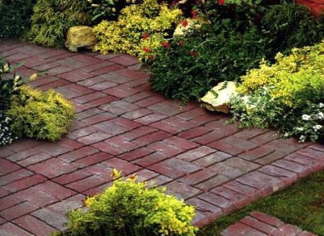 Pavimentos para jard n ideas para decorar dise ar y - Jardines economicos ...