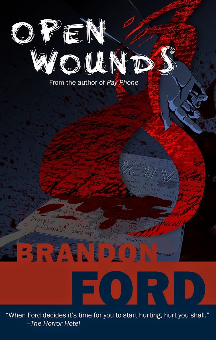 OPEN WOUNDS: Now Available!