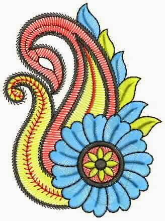 Chinese Geborduurde quilt