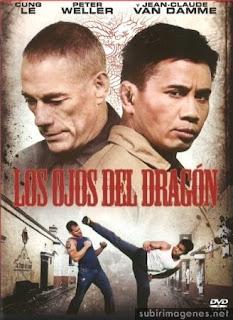 Los Ojos del Dragón (Dragon eyes) Poster