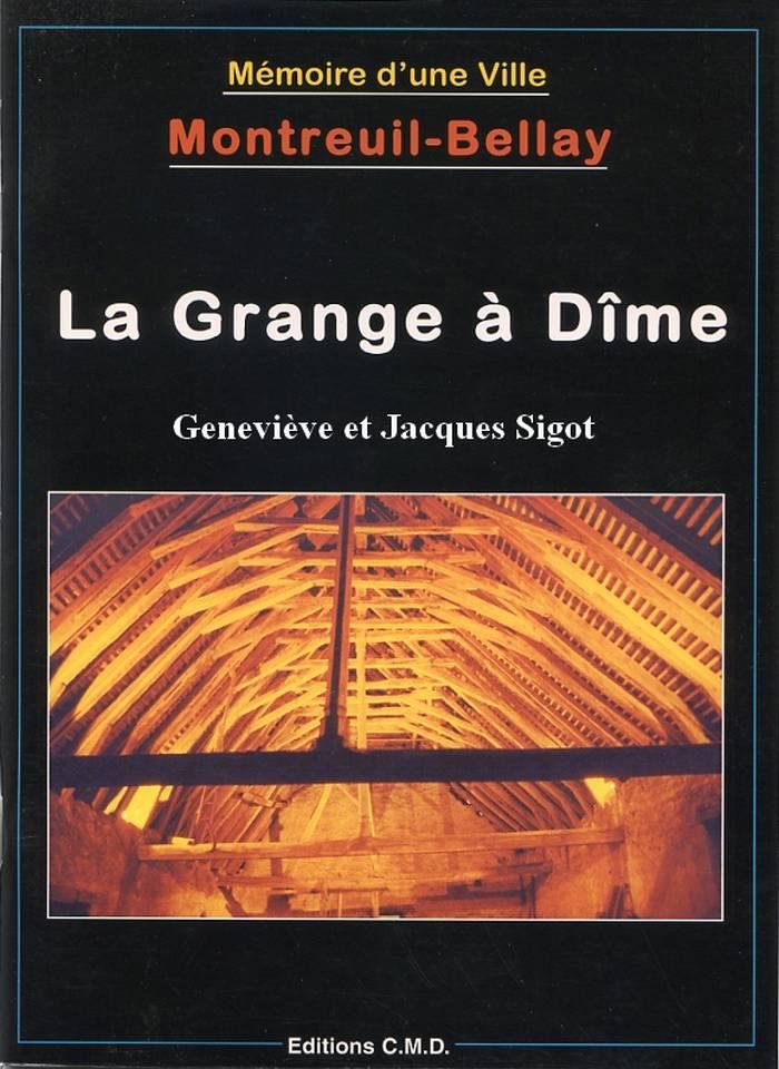 Jacques sigot montreuil bellay en livres et en revues - La grange a dime montreuil bellay ...