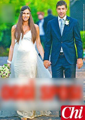Oggi sposi blog federica ridolfi matrimonio del 10 for Patrizia rossetti marito