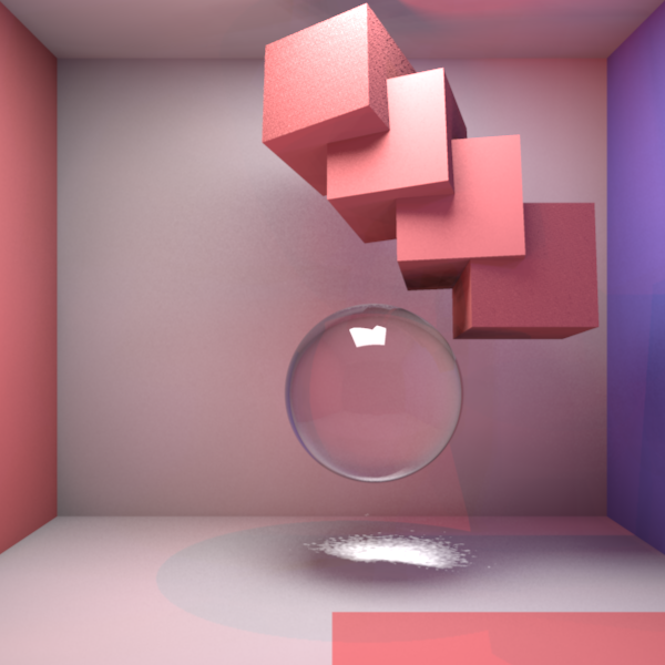 Joons renderer for processing 2.0 (sunflow raytracing from the ...