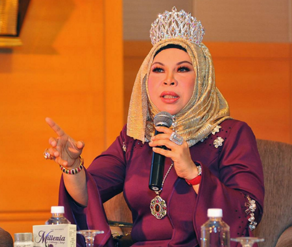 PANAS! Dikritik Sengaja Pamer Kemewahan, Dato Seri Vida Bidas Kenyataan Netizen