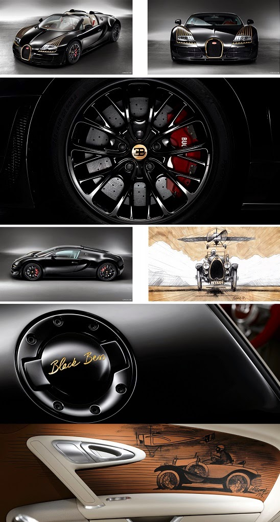 Bugatti Veyron Black Bess Theme For Windows 7 And 8 8.1 9