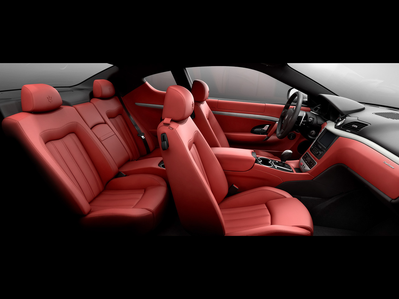 sports cars maserati suv interior. Black Bedroom Furniture Sets. Home Design Ideas