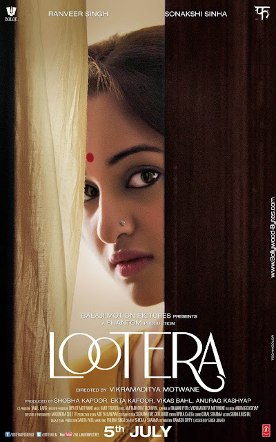 Third Look Poster - LOOTERA - Sonakshi SInha