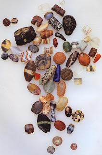 Western Asian Stone Beads