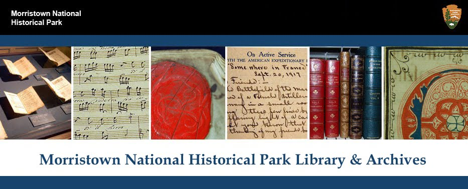 Morristown National Historical Park Library and Archives