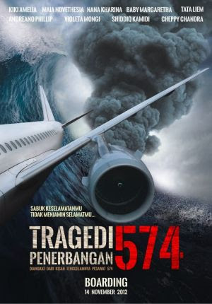 Tragedi Penerbangan 574 Film