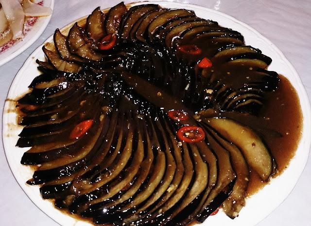 Lao Tuo Jia, Xinjiang, eggplant