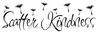 Semina gentilezza -