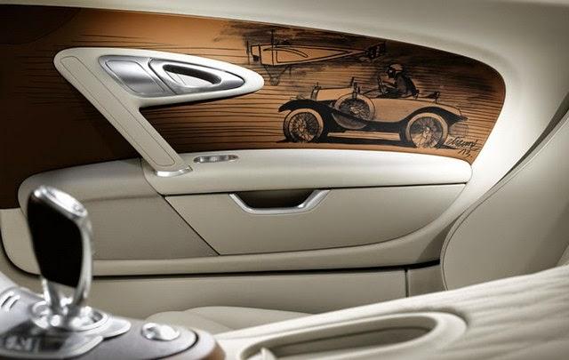Bugatti Veyron Black BessLégendes de Bugatti