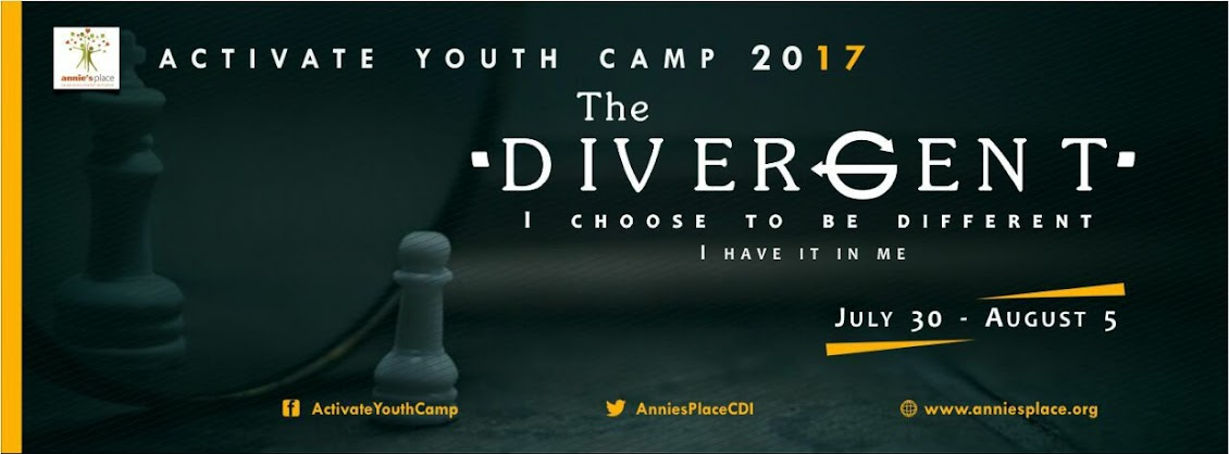 Welcome to Activate Youth Camp's Blog