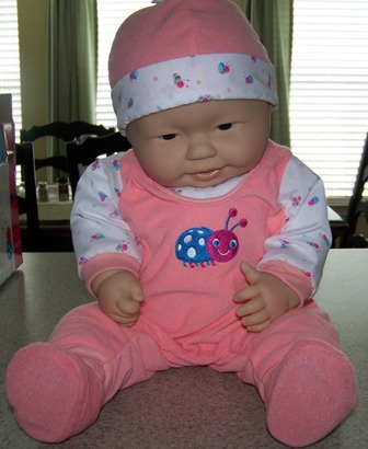 Lots To Cuddle Baby Doll Review Planet Weidknecht