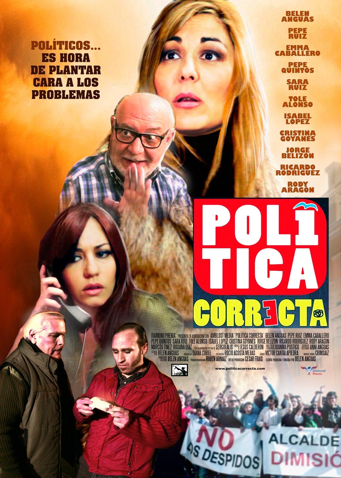 POLÍTICA CORRECTA (2015)