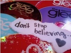 ♪ I just love GLEE