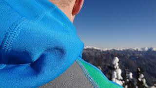 Helmet Hood Fine Texture Polyester