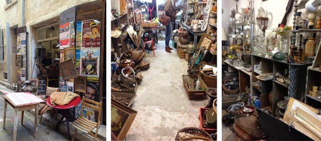 Quartier le Panier - Marseille boutique deco vintage  ©lovmint