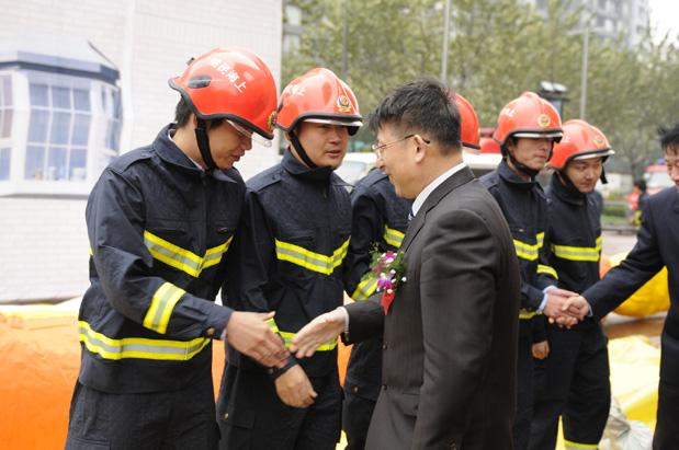上海国際防災&セキュリティ博覧会