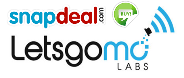 Letsgomo Mobility Startup bought by Snapdeal