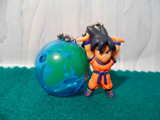 Gashapon Dragon Ball Kai Capsule Collection Goku