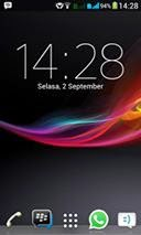 Membuat Smartfren Andromax C menjadi Sony Xperia M Dual!