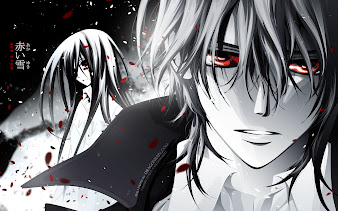 #10 Vampire Knight Wallpaper