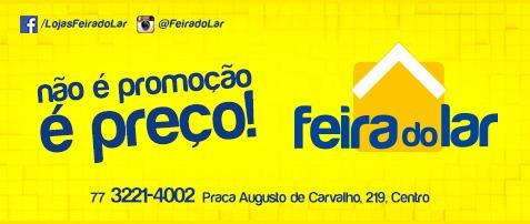 FEIRA DO LAR