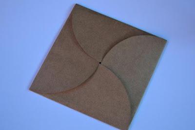 envoltorio tarjeta