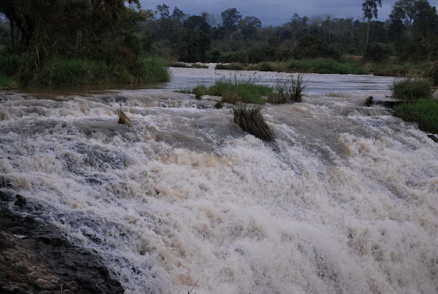 Draysap cascade, Buon Ma Thuot - Photo An Bui