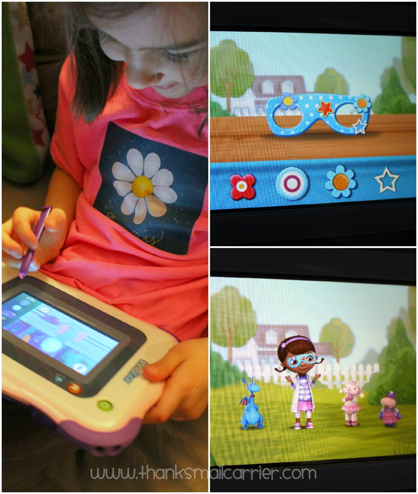VTech Innotab Doc McStuffins Create and Learn review