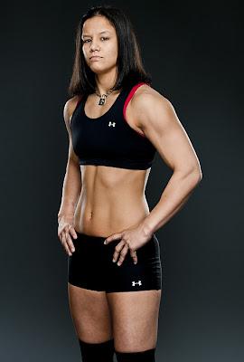 Shayna Baszler - Female MMA