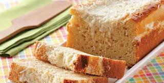 Pão de coco light