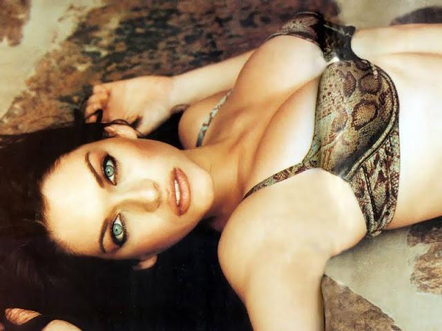 Model Kim Smith