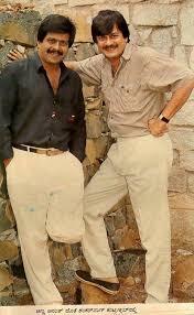 Anant Nag and Shankar Nag