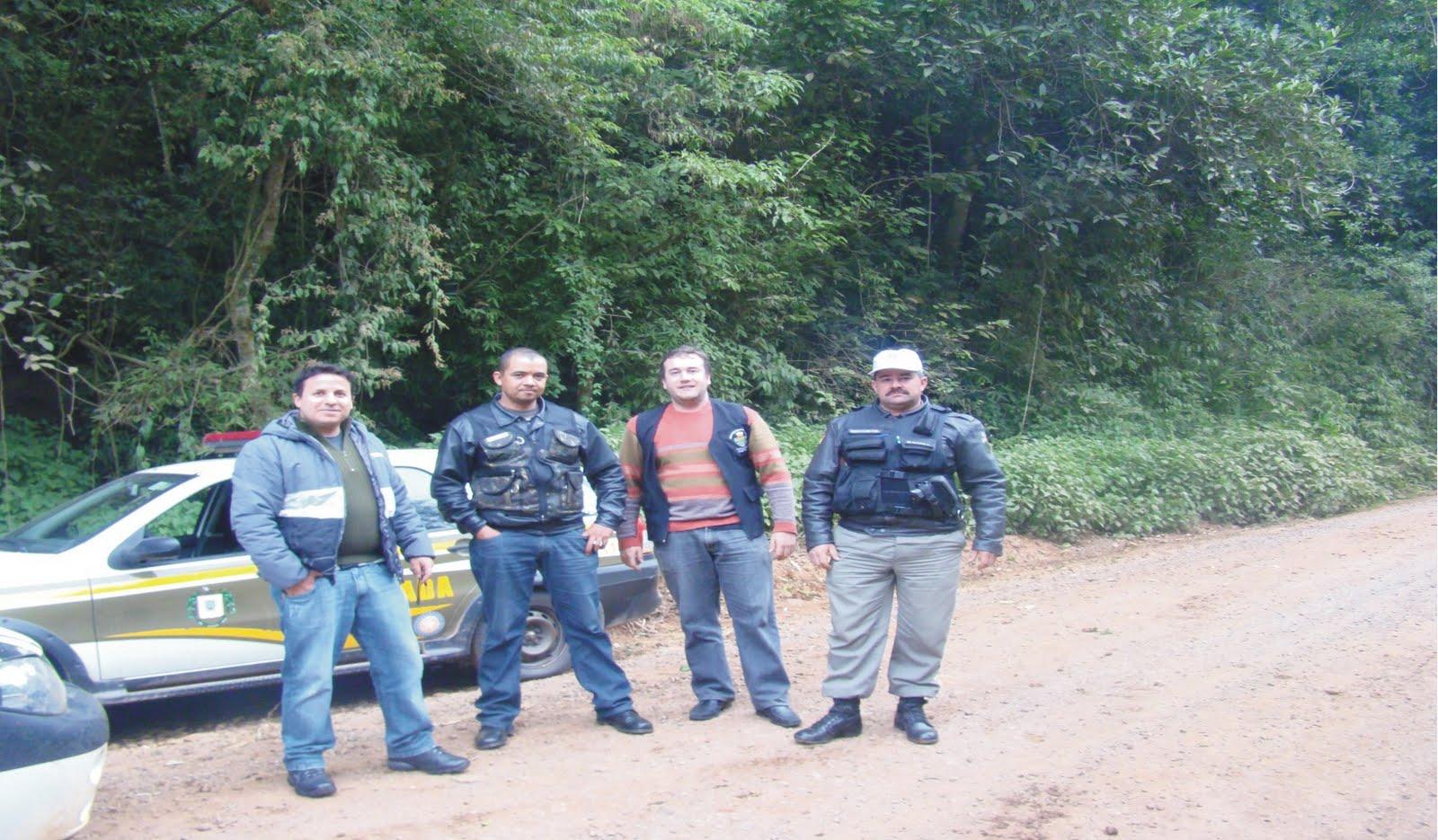 Crimes Ambientais no Município de Barão/RS